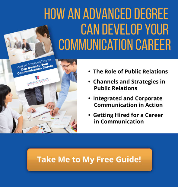 How an advance degree can develop communication career p d f